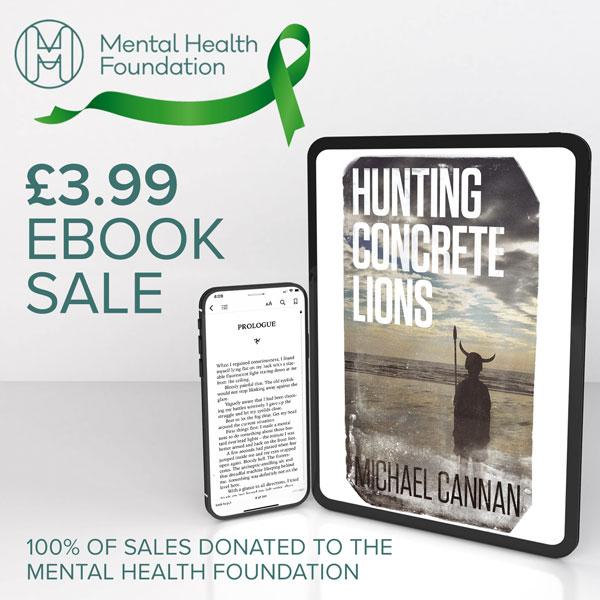 Hunting Concrete Lions Mental Health